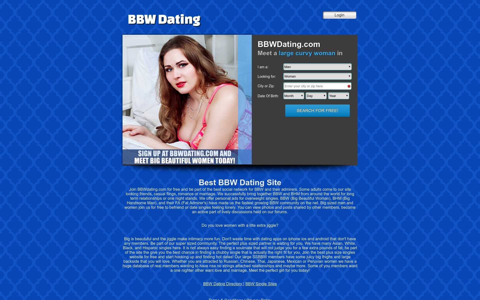 Bbw Dating Online Dating Post Thumbnail